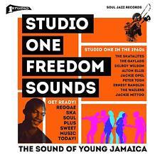 Soul Jazz Records Presents - Studio One Freedom Sounds 1960s CD