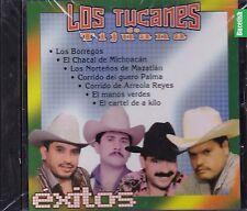 Los Tucanes de Tijuana Exitos CD New Nuevo Sealed
