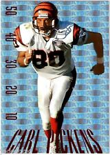 Carl Pickens 1995 Skybox Premium Paydirt Colors Red Foil Variation #PD20 RARE!
