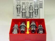 LEE Deluxe Carbide 4 Die Set 38 Special 357 Magnum New in Box #90964