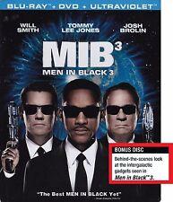 Men in Black 3 - [REGION FREE] WITH BONUS DISC Blu-ray/DVD Combo