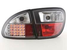 2 lights faros ARRIÈRE FEUX  4250414625405  Seat Leon 1M  1999-2005 red