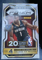 2020-21 PANINI PRIZM NBA BASKETBALL HANGER BOX SEALED LAMELO IN HAND Ships Today