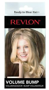 Revlon Volume Bump FROSTED Ready to wear Hair