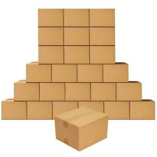 20x20x20 Corrugated Shipping Boxes - 10 Boxes/NEW