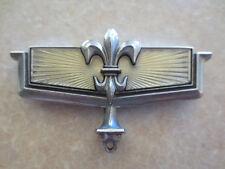 Original 1980s Chevrolet Caprice hood ornament emblem