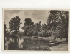 Eindhoven Stadswandeipark Netherlands 1950 RP Postcard 697a
