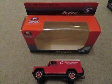 Solido Toner Gam I  Land Rover Hard-Top #2158 Nice with Box See My Store