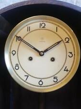 More details for fine junghans bauhaus era clock