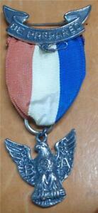 Boy Scout Eagle Medal Stange 2