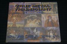 Sentinel Steel Records RARE PROMO CD METAL TRIUMPHANT VOLUME 1 MANILLA ROAD ETC