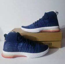 Under Armour Project Rock 1 Training Shoes Navy 3020788-401 New UA Mens Sz 11