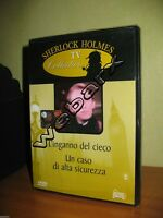 SHERLOCK HOLMES TV COLLECTION VOL. 15 DVD NUOVO SIGILLATO GEOFFREY WHITEHEAD