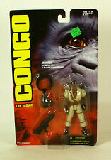 Kenner Congo The Movie  Monroe MOC 1995