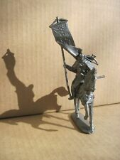 New! Samurai Japan mounted knight with flag quality Russian made plastic
