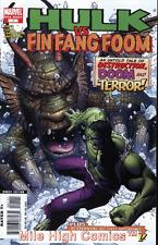HULK VS. FIN FANG FOOM ONE-SHOT (2007 Series) #1 Very Good Comics Book