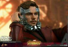 Hot Toys 1/6th Scale Star Lord Avengers Infinity War MMS539
