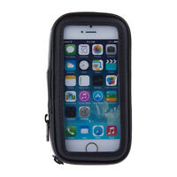 Waterproof Bike Bicycle Mount Holder Cradle Phone Case Cover Bag Pouch Handlebar