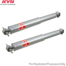Fits Mercedes C-Class W204 Saloon Genuine KYB Rear Gas-A-Just Shock Absorbers
