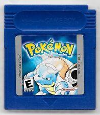 Pokemon Blue Version * New Save Battery * (Nintendo Game Boy), AUTHENTIC