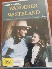 "ZANE GREY'S. "" WANDERER OF THE WASTELAND -  James Warren, - DVD"