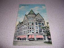 1911 ROSE DISPENSARY BUILDING TERRE HAUTE INDIANA IN. ANTIQUE POSTCARD