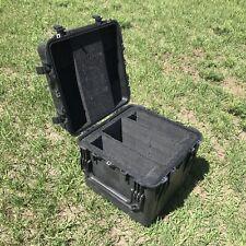 """Pelican 0340 Cube Case w/ """"some"""" foam"""
