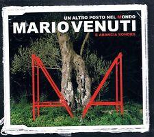 MARIO VENUTI UN ALTRO POSTO NEL MONDO CD SINGOLO SINGLE cds SIGILLATO!!!