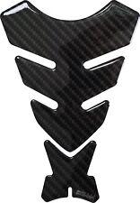 Tankpad 3D Carbon Braun Optik 500650 universell passender Motorrad Tankschutz