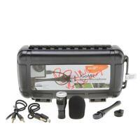 MicW iGoMic X-Y Stereo Microphone for GoPro Cameras - SKU#1212298