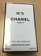 CHANEL No 5 EDP 3.4 FL Oz 100 Ml Eau De Parfum - Perfume Spray