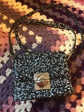 Beautiful Marc By Marc Jacobs Black/White Limited Edition Crossbody Bag BNWOT