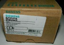 New Siemens Bqd225 Bolt On Circuit Breaker 25a 480v Bqd Series New In Box