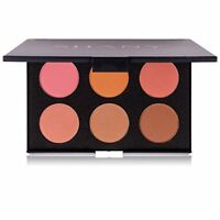 NEW SHANY Cosmetics Fuchsia 6 Color Blush Palette 8 Ounce FREE SHIPPING