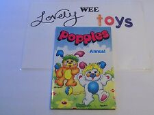 1987 Popples Annual storybook - EXCELLENT CONDITION