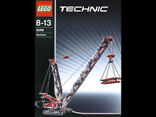 LEGO TECHNIC CRAWLER  CRANE 8288 XLNT ULTRA RARE