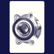 1 FRONT WHEEL HUB BEARING ASSEMBLY FOR 2005-2011 AUDI A6 A6-QUATTRO V6 ONLY NEW