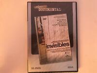 Invisibile DVD Nuovo Sigillato Medico Senza Confini Javier Bardem