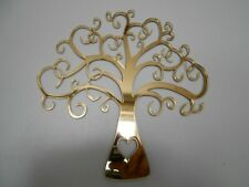 Tree ,Gold Acrylic Mirror, 50cm