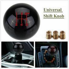 5 Speed Round Ball Gear Shift Knob Short Shifter FING FAST Universal M10X1.5