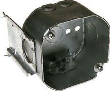 Raco 176 Steel 215 Cu In Capacity Octagon Electrical Box 4 In Pack Of 25