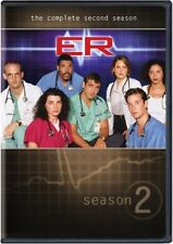ER: The Complete Second Season [New DVD] Repackaged, Subtitled, Widescreen