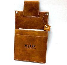 Pro Holster For Waiter Exchange Waiter Pocket Purse Wild Leather (HL5) H.Brown