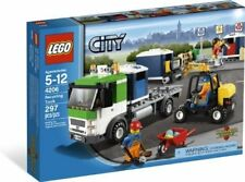 Lego City Recycling Truck 4206 - Retired