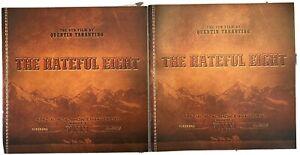 The Hateful Eight 70mm Roadshow Program -Jennifer Jason Leigh (2 )-FREE SHIPPING