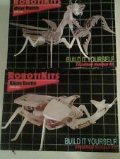 RobotiKits Rhino Beetle & Mega Mantis (Both)
