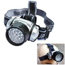 21 LED 4 Modes Waterproof Head Torch Flashlight Bike Lamp Headlamp SP