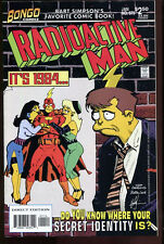 RADIOACTIVE MAN #575 (volume 2 #5) NEAR MINT BONGO COMICS 2002