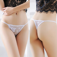 Fashion Women's Sexy Lace Briefs Bikini Knickers Lingerie Underwear Panties