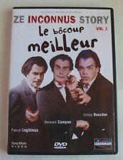 DVD ZE INCONNUS STORY - LE BOCOUP MEILLEUR - VOLUME 1